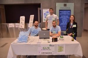GLN volunteers