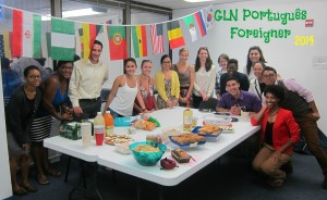 Portugese Foreigner Potluck