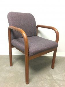 Brown Conference Room Chair