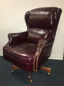 Executive Leather Office Chair2
