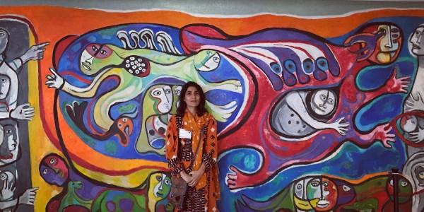 Language and Activism: Meet Farzana