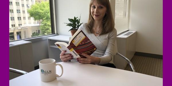 An interview with Natalia Serafin, GLN Teaching Fellow & Intern